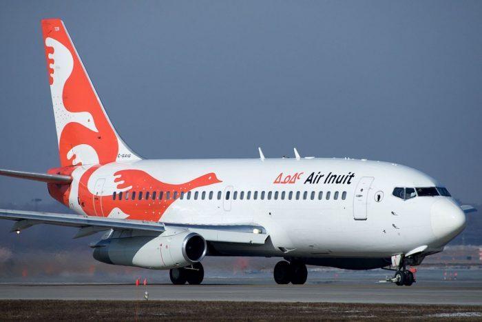 Air Inuit, Boeing 737-200