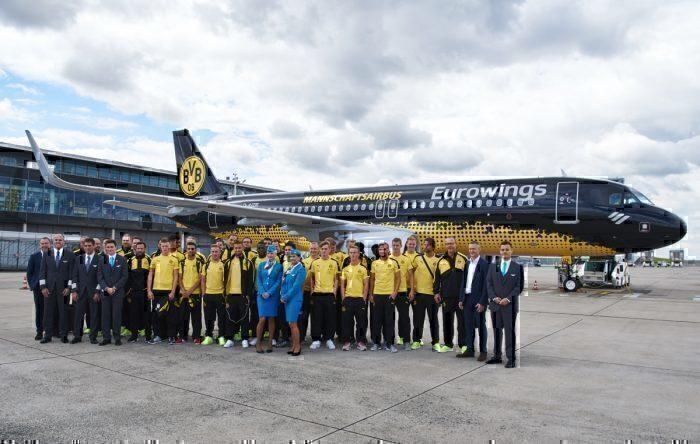 Borussia Dortmund Eurowings