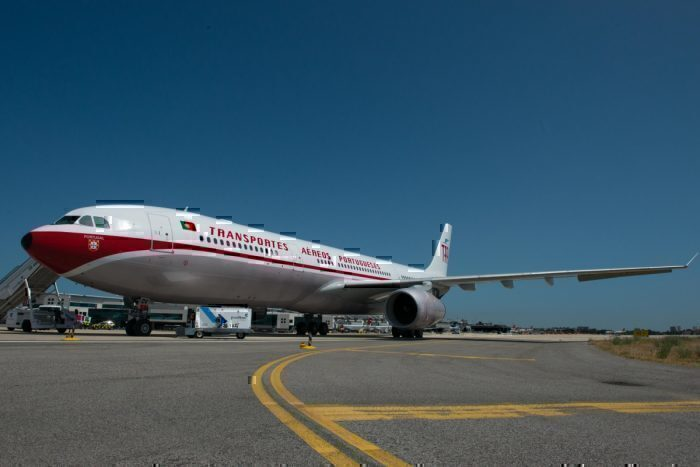 TAP A330retro