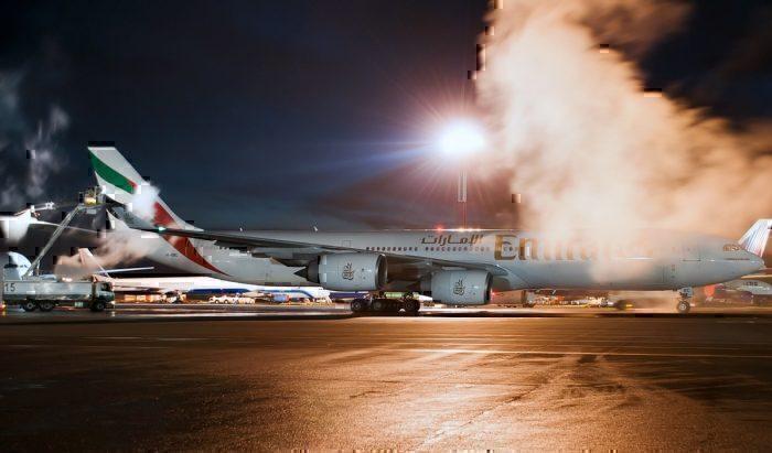 A340-500 Emirates