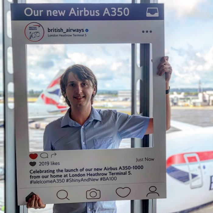 British Airways A350 Club Suite Review