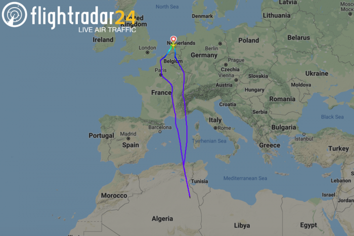 KLM Boeing 777 Makes 6 Hour Flight To Nowhere Following Fault ...