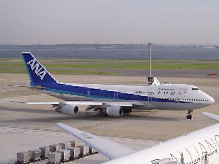 ANA 747-100