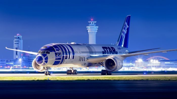 ANA Star Wars Livery