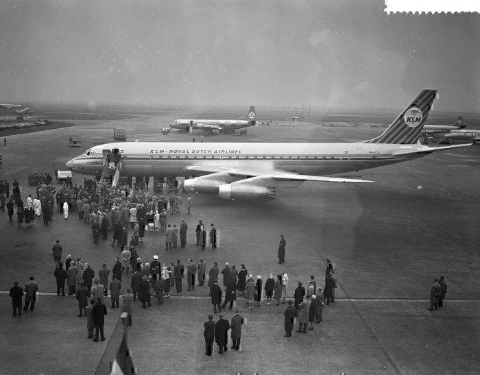 KLM McDonnell Douglas DC8