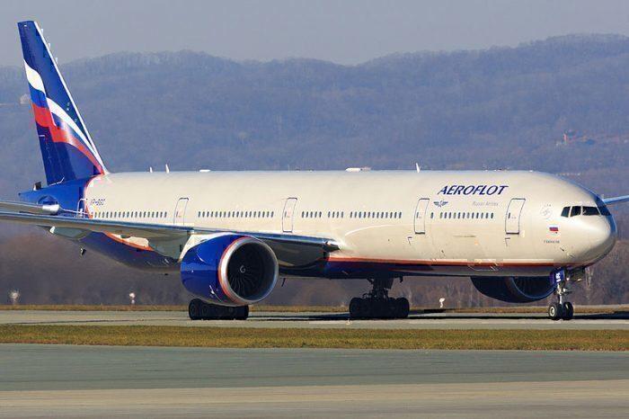 Aeroflot B777-300ER