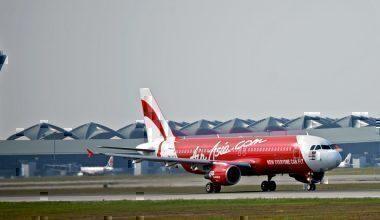 AirAsia at KLIA2