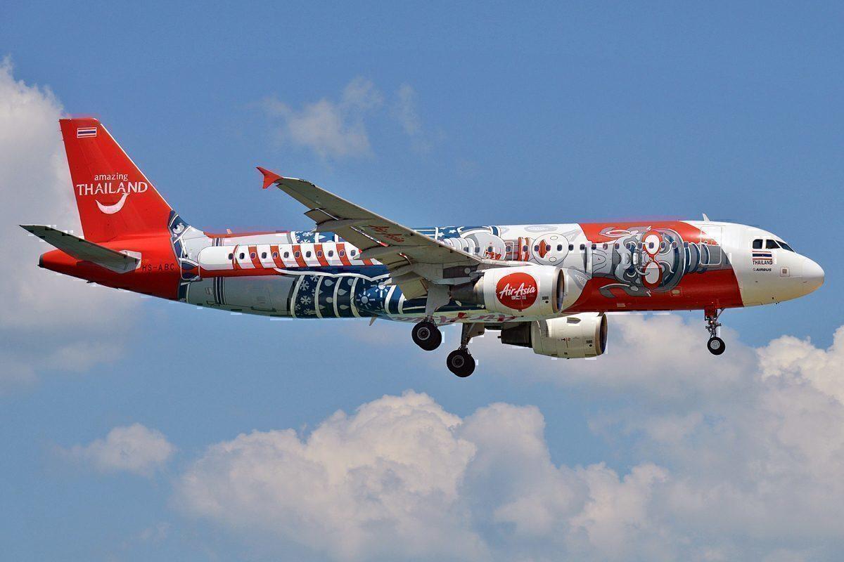 Air Asia Thailand A320