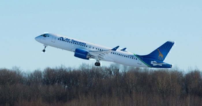 Airbus-delivers-First-A220-Air-Tanzania-700x369