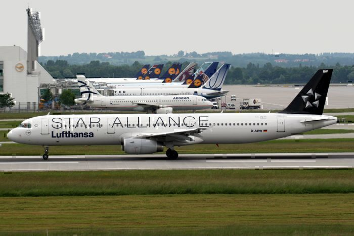 Lufthansa Airbus A321 Diverts Twice Following Cabin