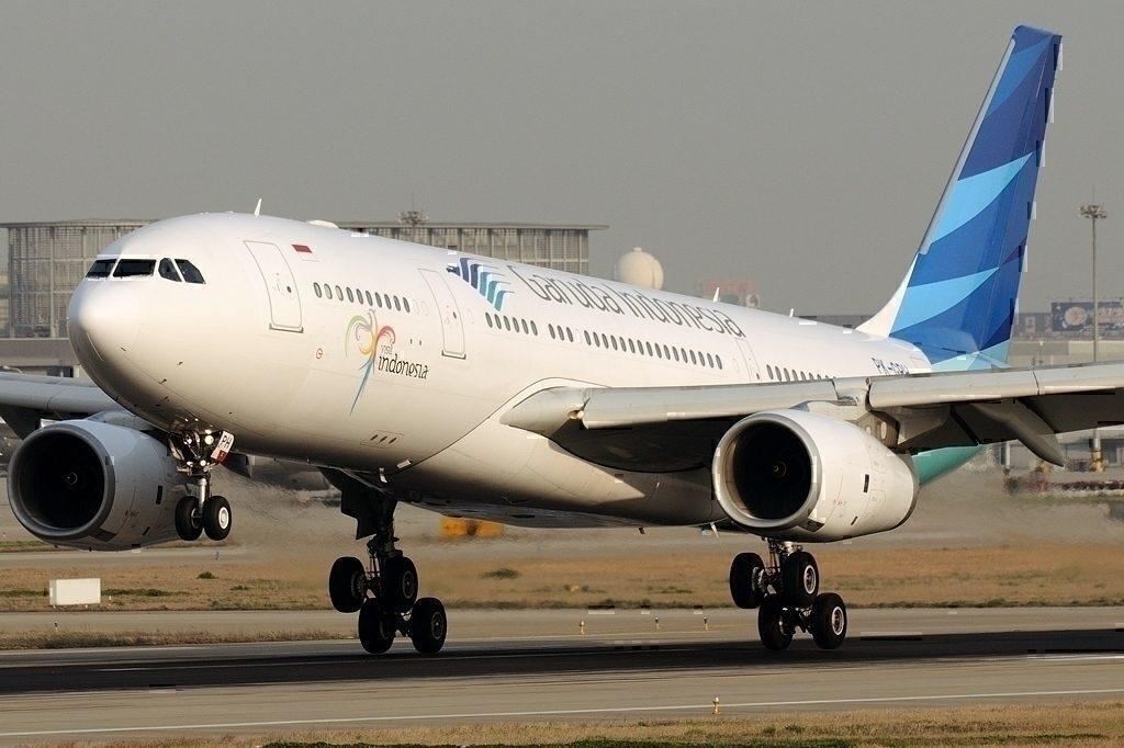 Garuda A330 with RR engines