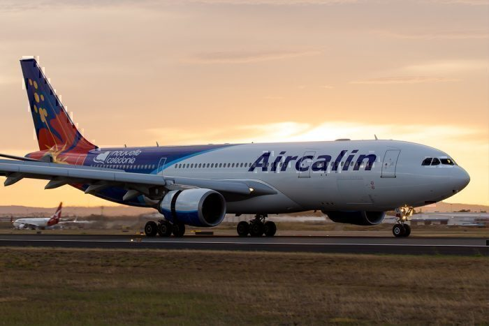 AirCalin Schedules Its Last Airbus A330-200 Commercial Flights