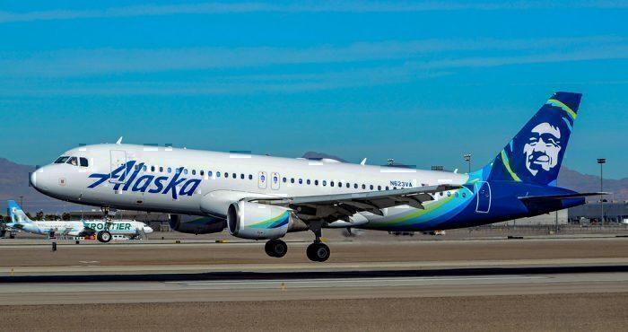 Alaska A320