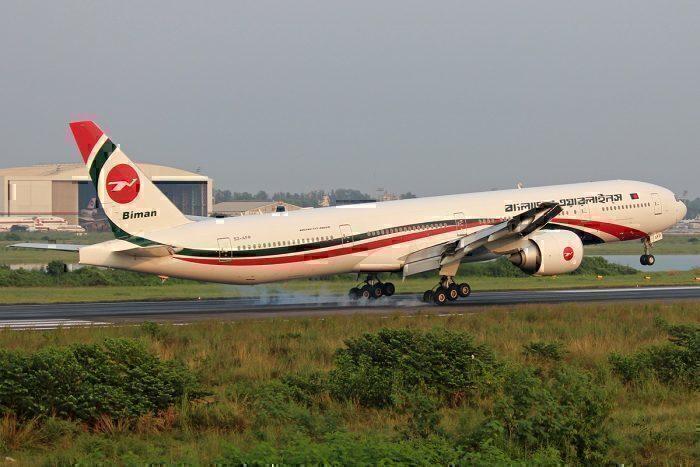 Biman Bangladesh 777