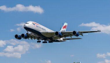 British Airways, Virgin Atlantic, WiFi