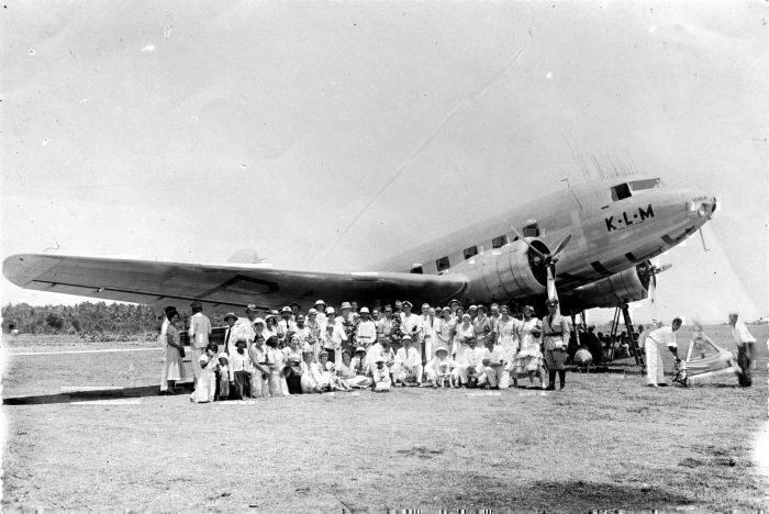 KLM DC2