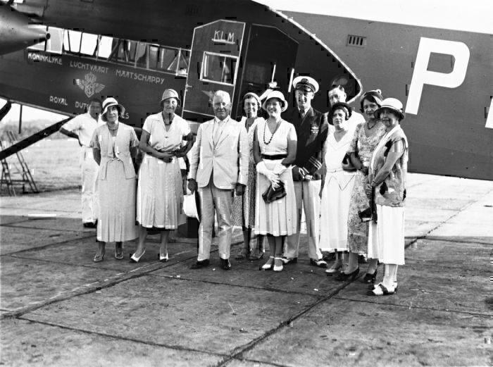 KLM Fokker Batavia