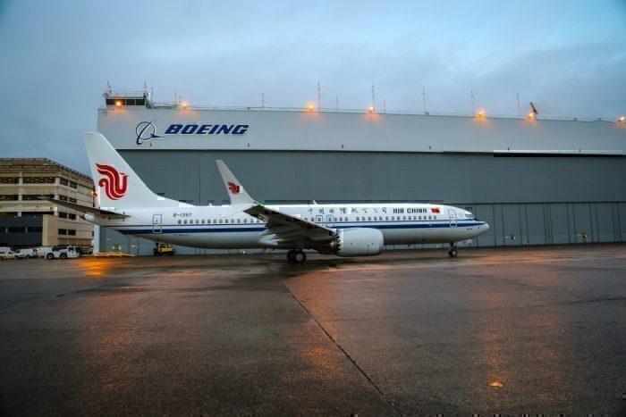 Air China 737 MAX