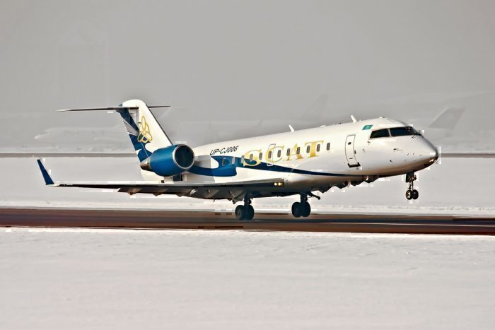 SCAT Airline Flight 760 which crashed