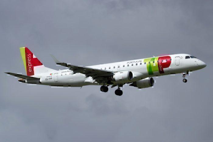 TAP Embraer_190_