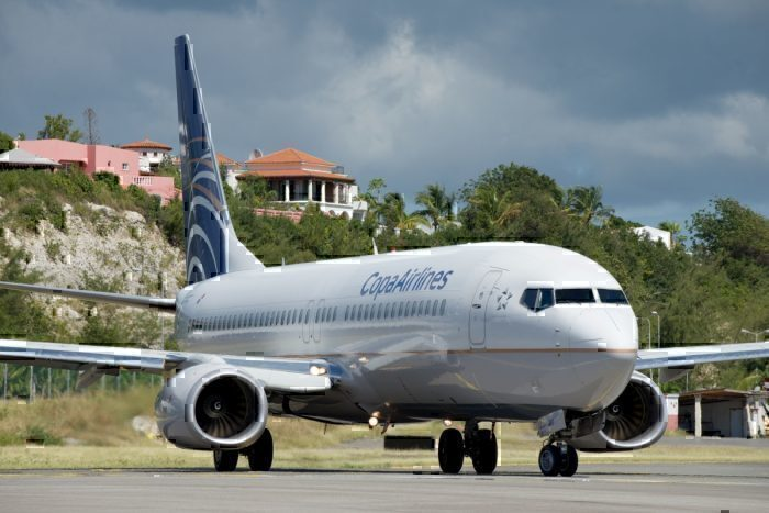 narrow body copa airlines