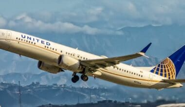 United Airlines carrier