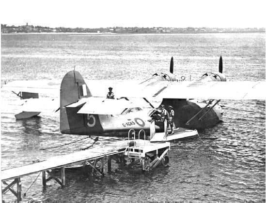 Catalinas Flying boat