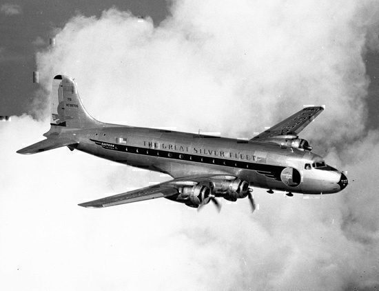 DC-4 Eastern Air Lines