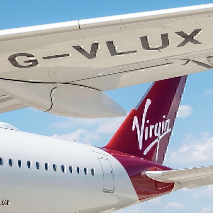 Virgin Atlantic A350