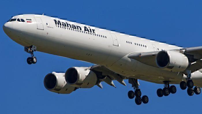 Mahan Air Tehran