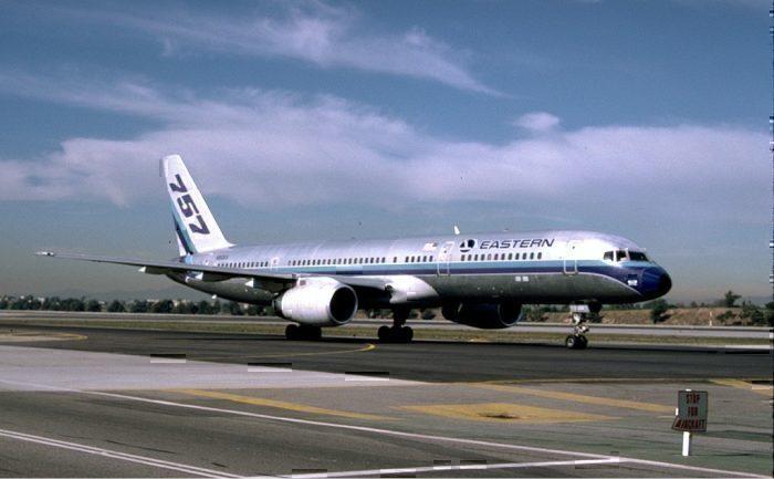 Eastern Air Lines 757
