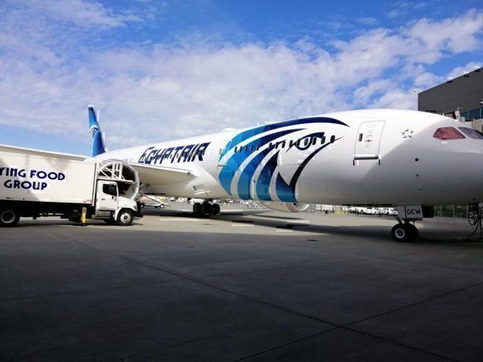 EgyptAir 787