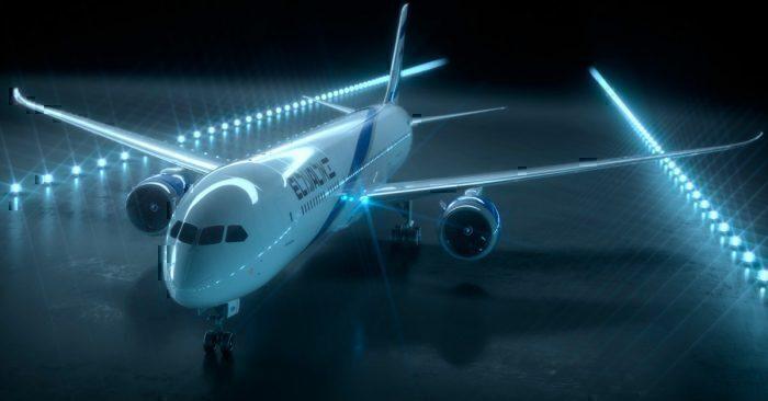 El Al dreamliner