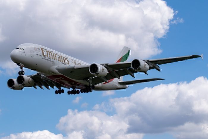 Emirates Airbus A380 11 Years