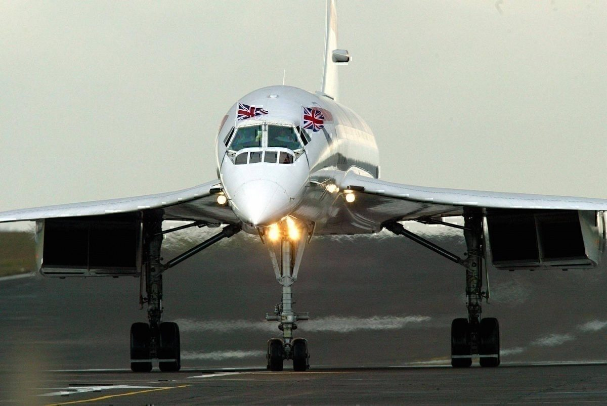 Airbus, British Airways, Concorde