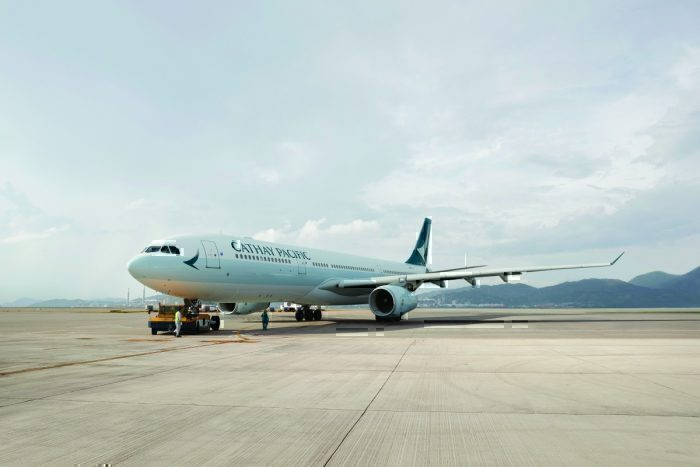 Cathay pacific A330 Airbus