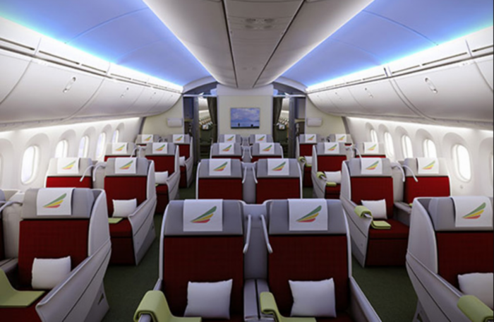 Ethiopian Airlines Business
