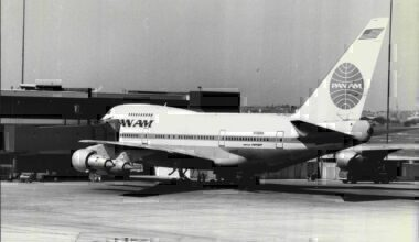 Pan Am Boeing 747SP Getty