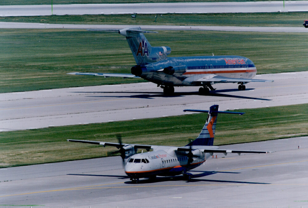 Canadian Airlines ATR