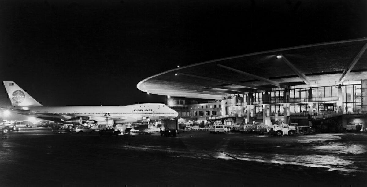 What Happened To Pan Am's Worldport at New York-JFK?
