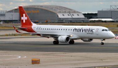 Helvetic Embraer E190
