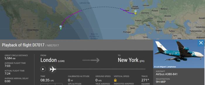 Hi Fly for Norwegian