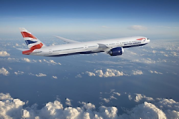 British Airways First Class, Alex Cruz, Boeing 777-9