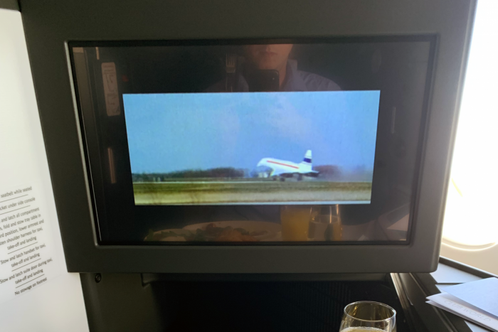 IFE Screen