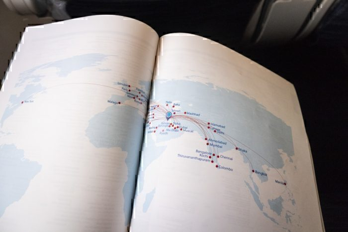 Review: Kuwait Airways 777 Economy – A Fantastic Experience
