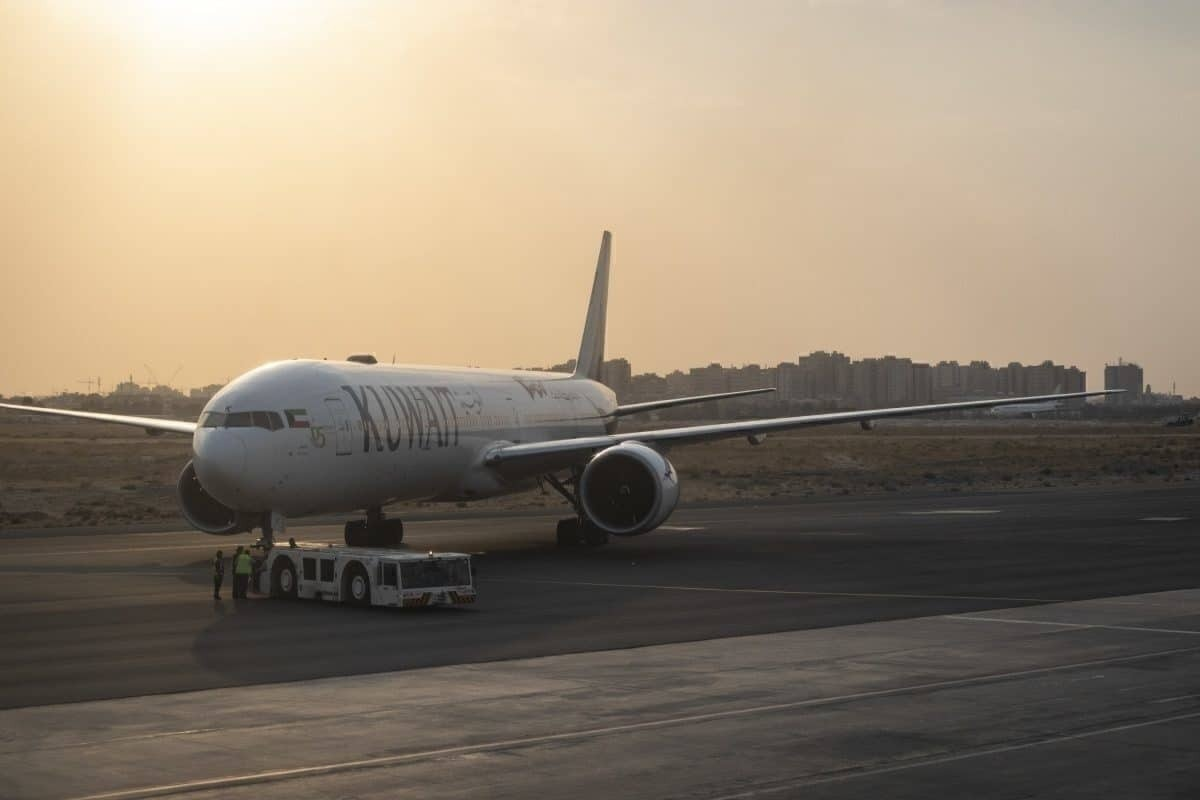 Commercial Flights From Kuwait To Resume Tomorrow