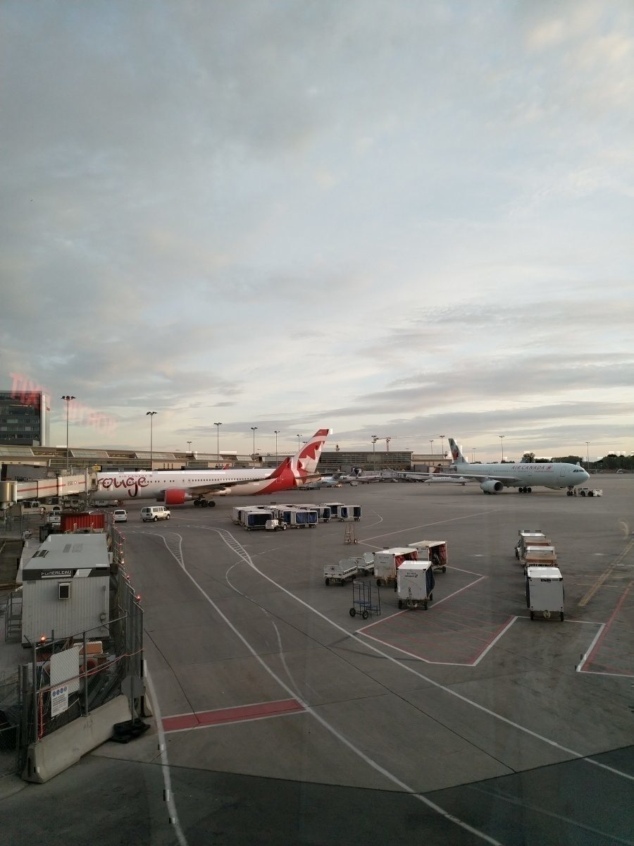 Montreal Airport AC Rouge