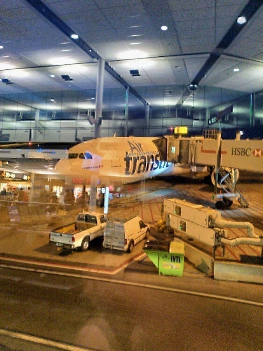 Air Transat A330 at YUL