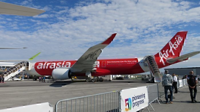 AirAsia X, Airbus A330neo, Airbus A321XLR