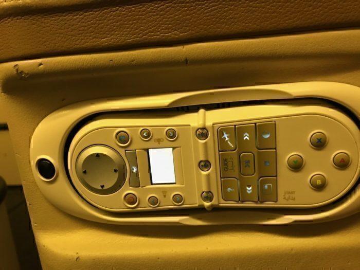 Etihad Remote Control